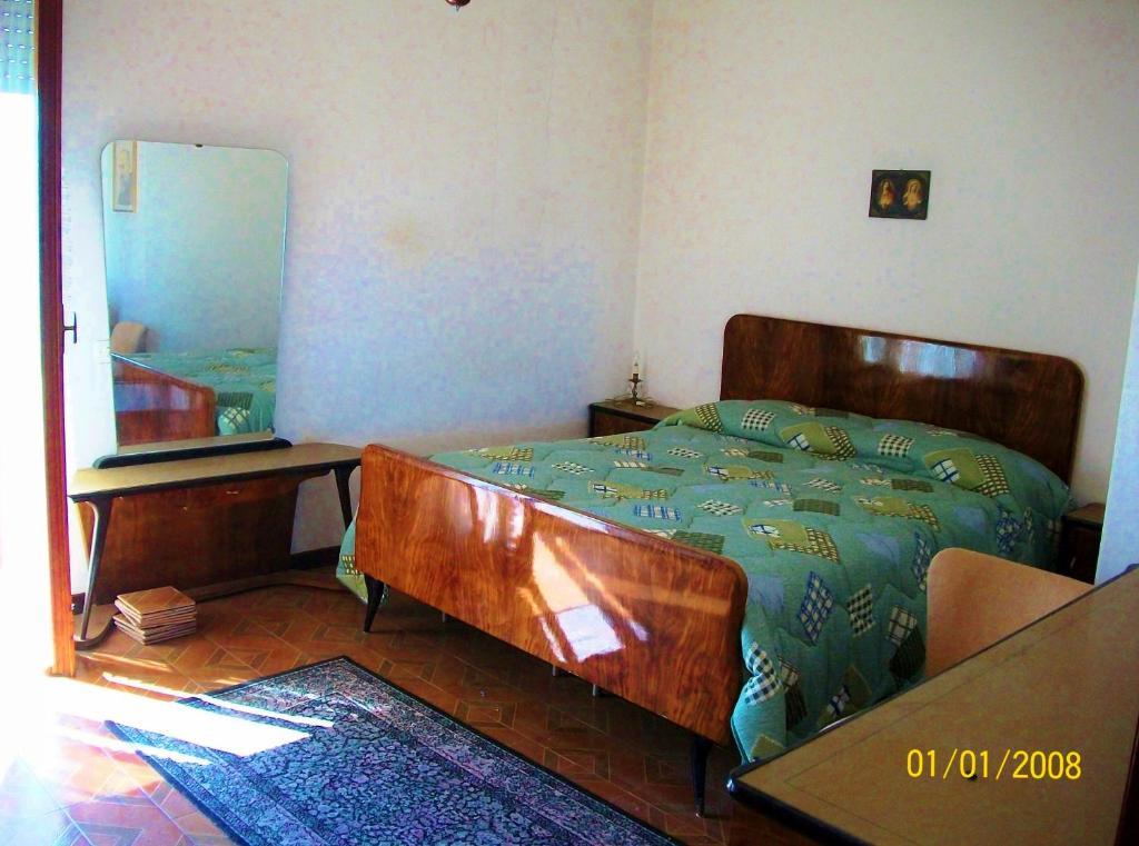 Letto o letti in una camera di Sweet Home