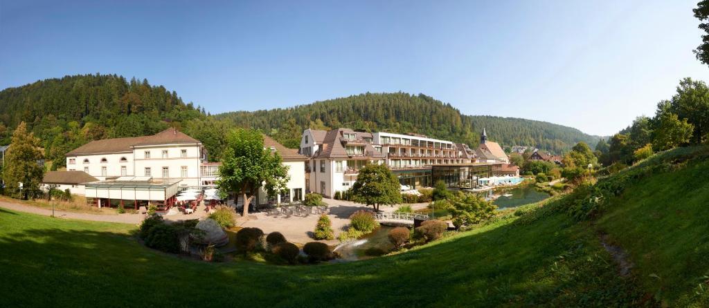 Hotel Therme Bad Teinach Bad Teinach-Zavelstein, Germany