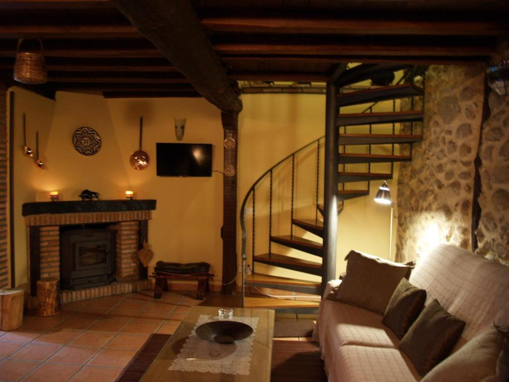 Posedenie v ubytovaní La casa del Vado