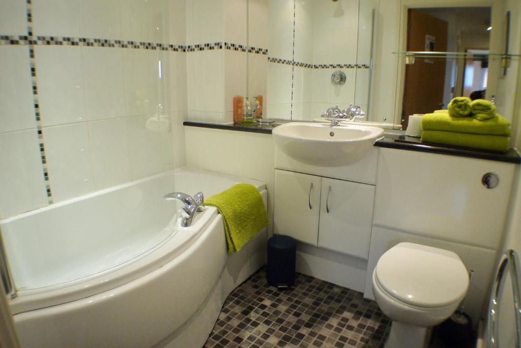 Grand Central Serviced Apartments - Laterooms