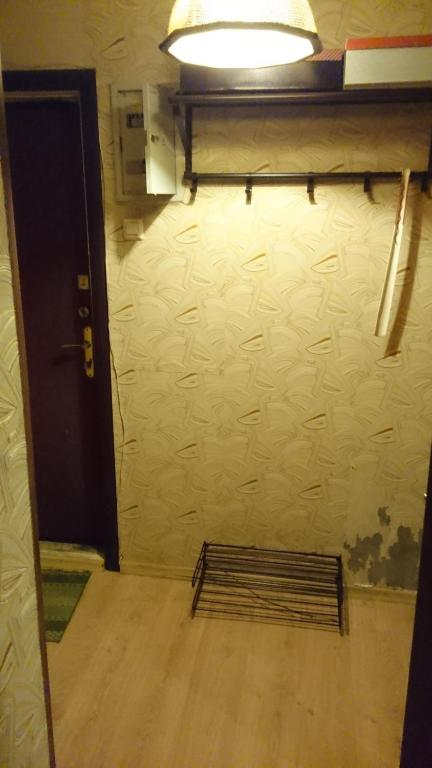 A bathroom at Apartment on Kryukovskaya pl.