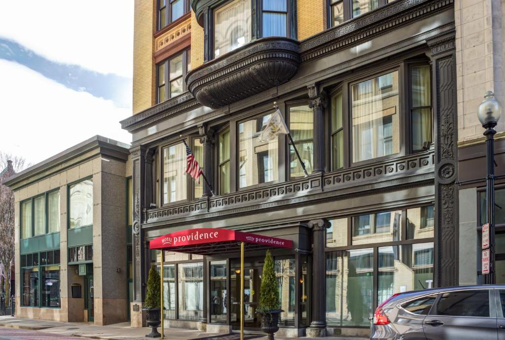 Hotel Providence Updated