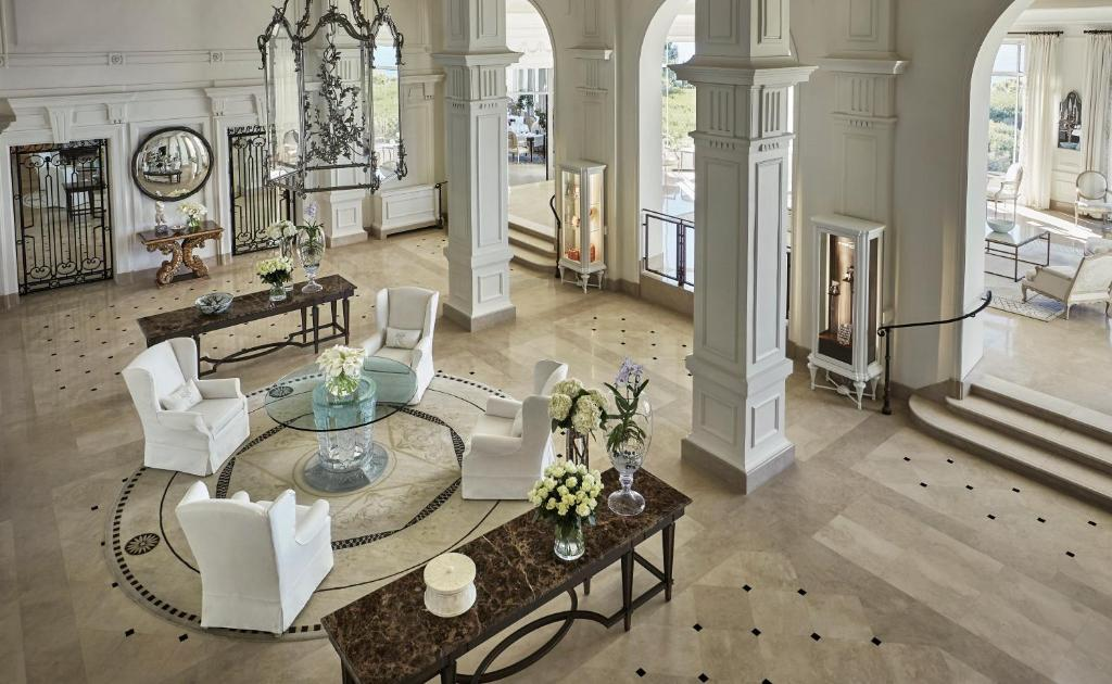 Grand Hotel Du Cap Ferrat A Four Seasons Hotel Saint Jean Cap Ferrat Updated 2021 Prices