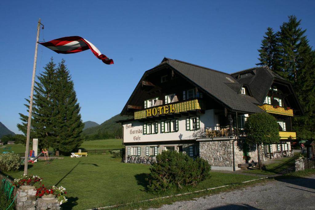 Hotel Harrida Weissensee, Austria
