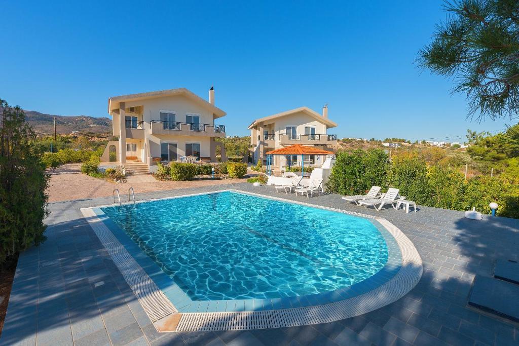 Villa Piccolo Paradiso tesisinde veya buraya yakın yüzme havuzu