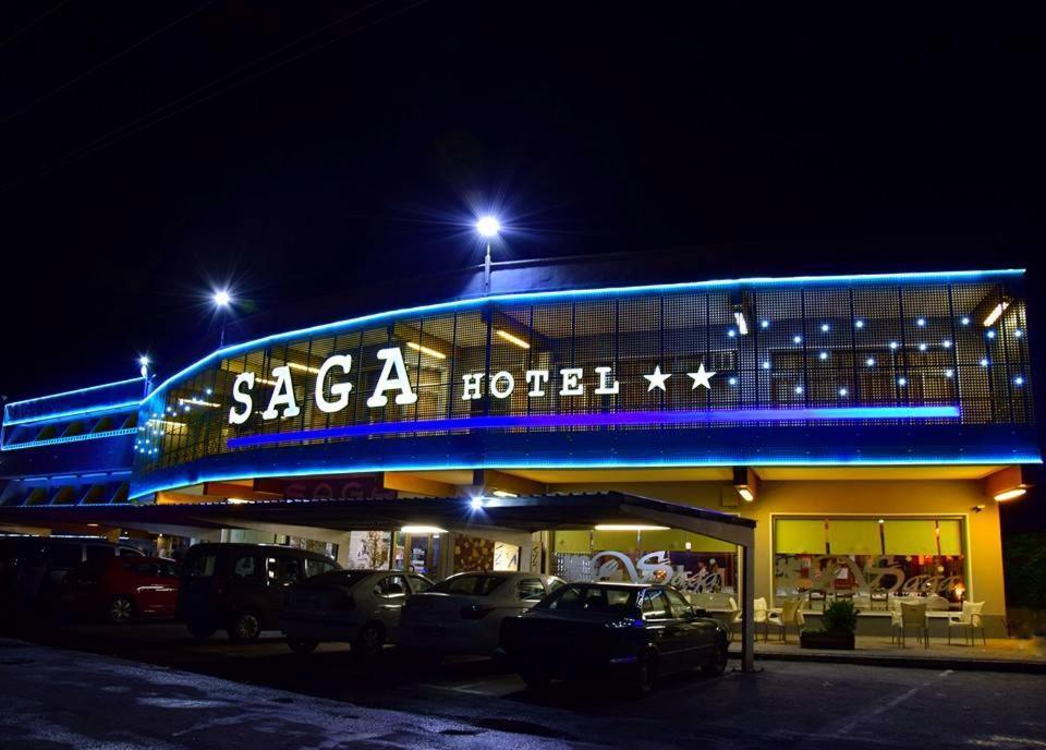 Complejo Hotelero Saga
