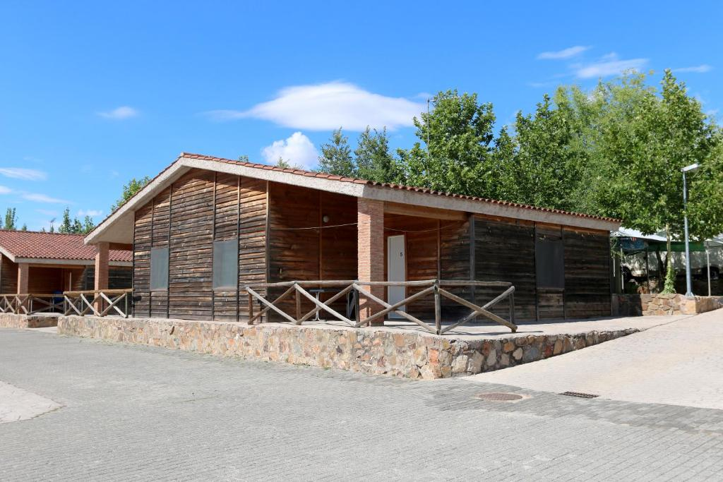Hostal - Bungalows Camping Caceres Caceres, Spain