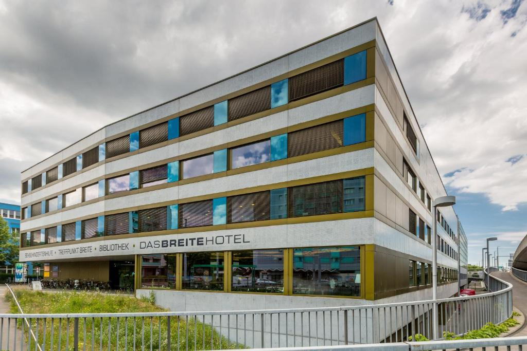 Dasbreitehotel am Rhein Basel, Switzerland