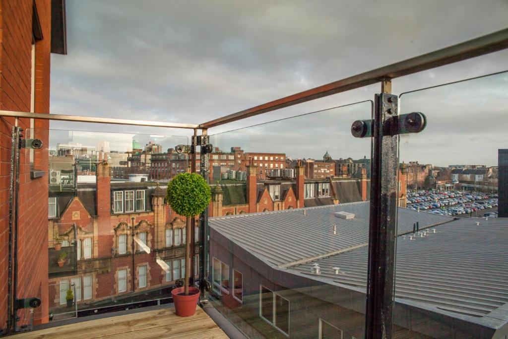 City Centre Apartment With Free Secure Underground Parking Glasgow Updated 2020 Prices