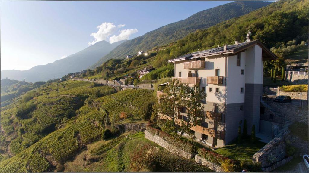 Wine Hotel Retici Balzi