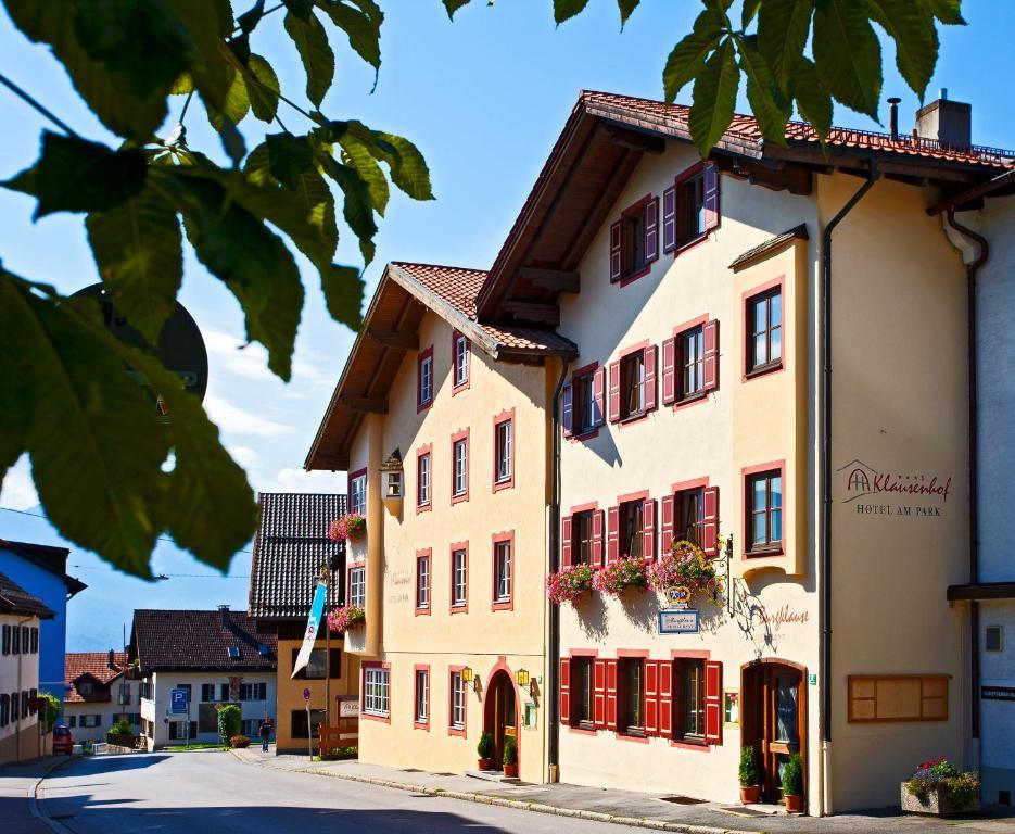 Klausenhof am Park, Hotel garni Murnau am Staffelsee, Germany