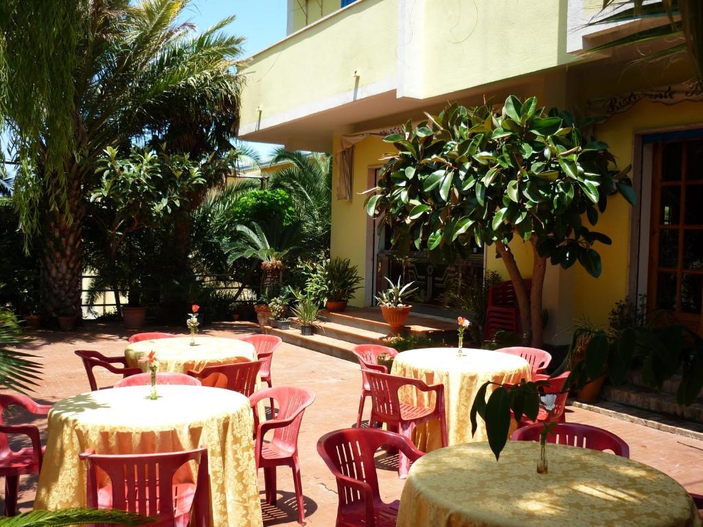 Hotel Alexander Tropea, Italy