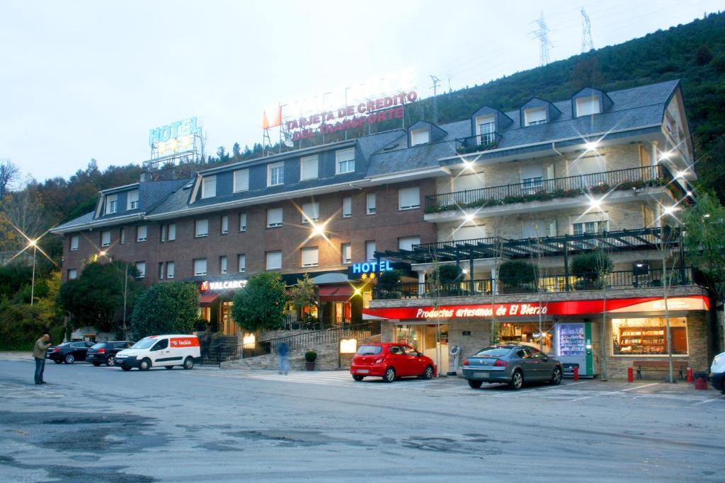 Hotel Valcarce La Portela de Valcarce, Spain