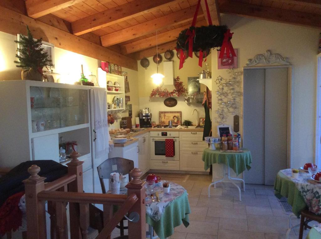 Ristorante o altro punto ristoro di Casa Moccia - Maison D'antan