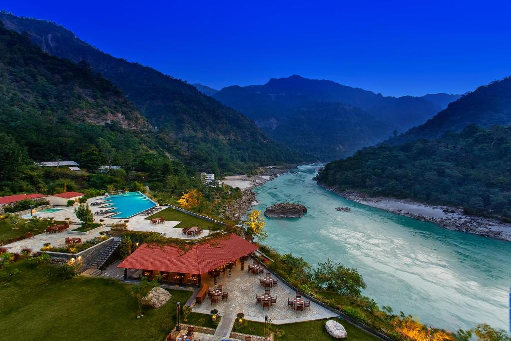A bird's-eye view of Aloha On The Ganges by Leisure Hotels
