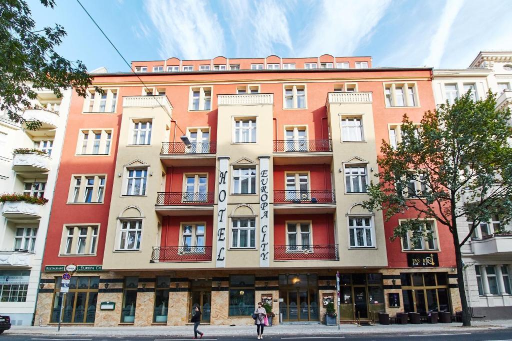 Hotel Europa City Berlin, Germany