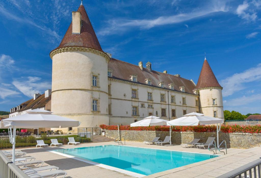 Hotel Golf Chateau de Chailly Chailly-sur-Armancon, France