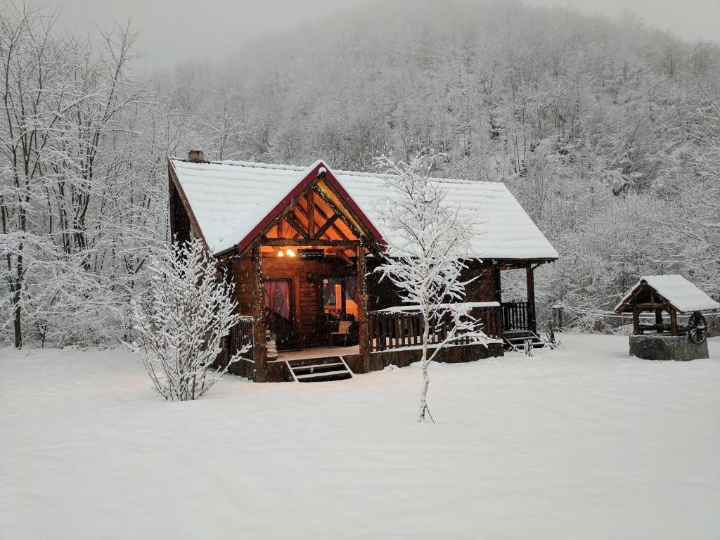 Lodge The Little Mountain Cabin Borlova Romania Booking Com
