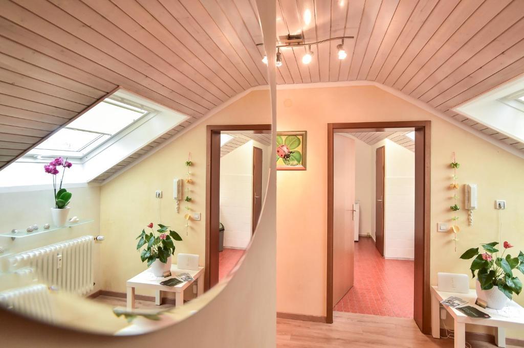 Lobby/Rezeption in der Unterkunft Appartement/Ferienwohnung