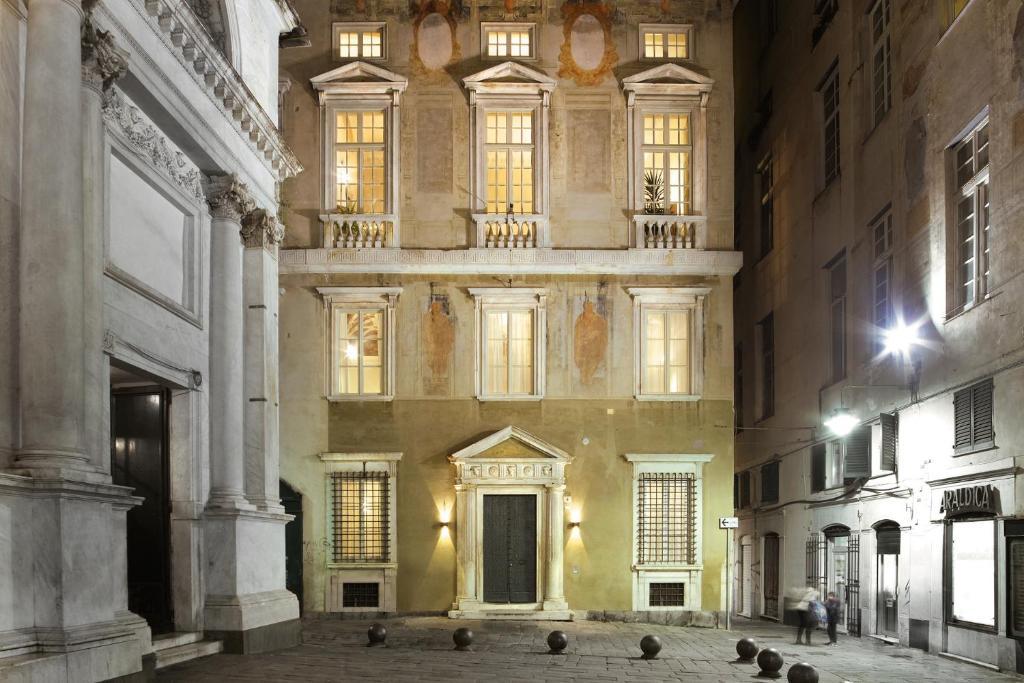 Hotel Palazzo Grillo Genoa, Italy