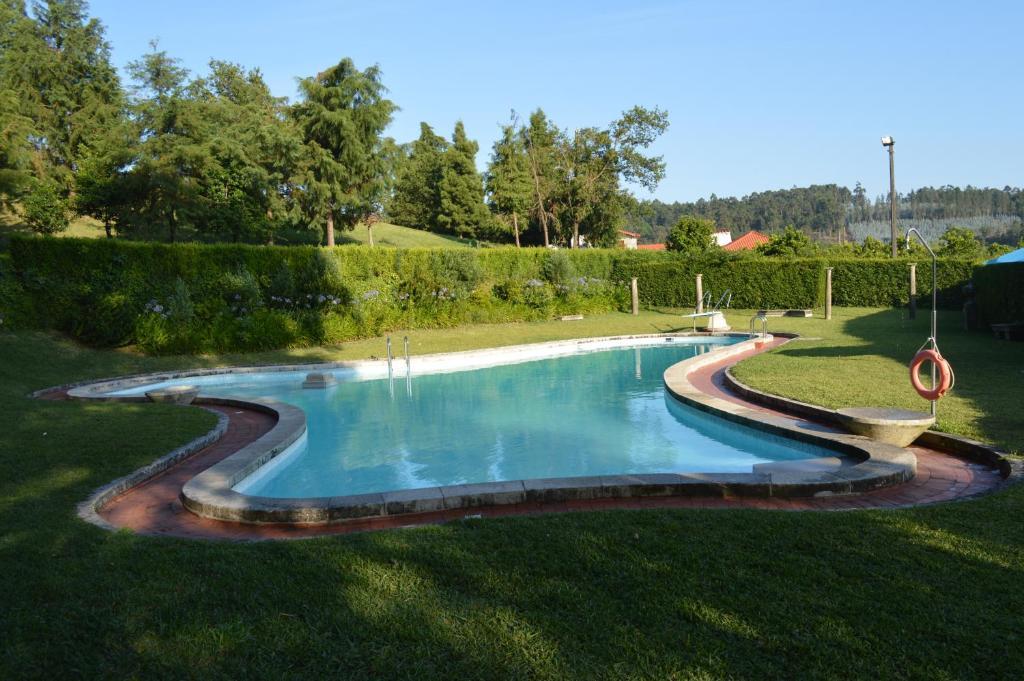 The swimming pool at or near Casa da Encosta - Quinta da Costa