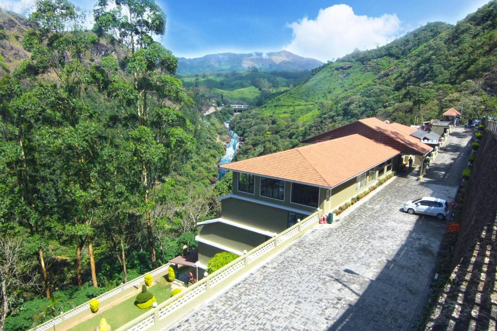 A bird's-eye view of Abad Copper Castle Resort