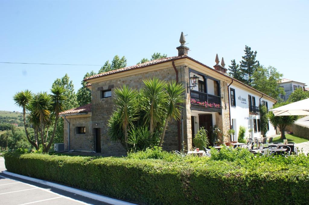 Hotel Colonial de Santillana Santillana del Mar, Spain