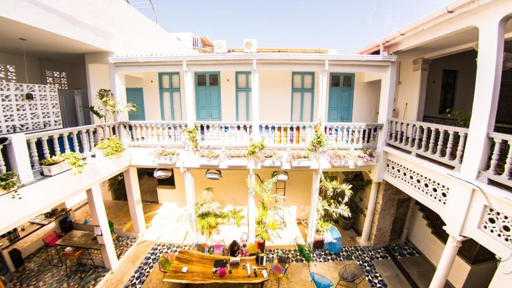 República Hostel Cartagena