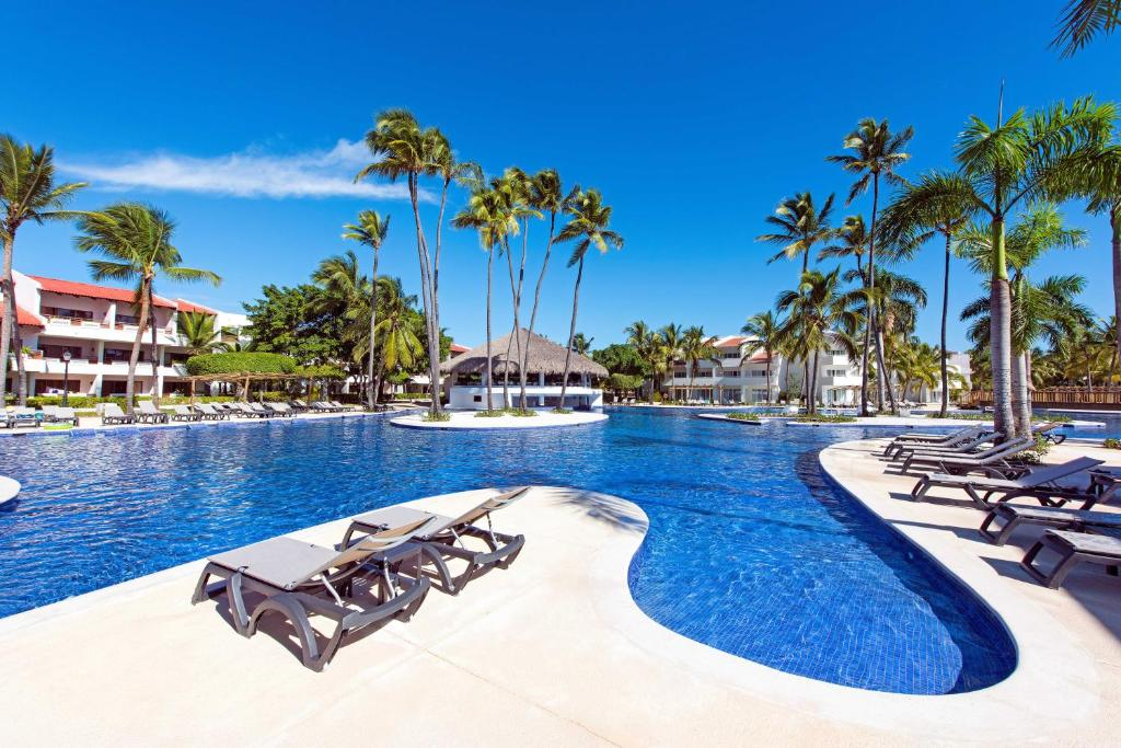 """The swimming pool at or close to Occidental Punta Cana - All Inclusive Resort - Barcelo Hotel Group """"Newly Renovated"""""""