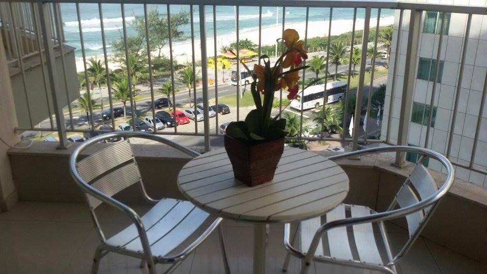 Apartamento Barra da Tijuca com vista espetacular