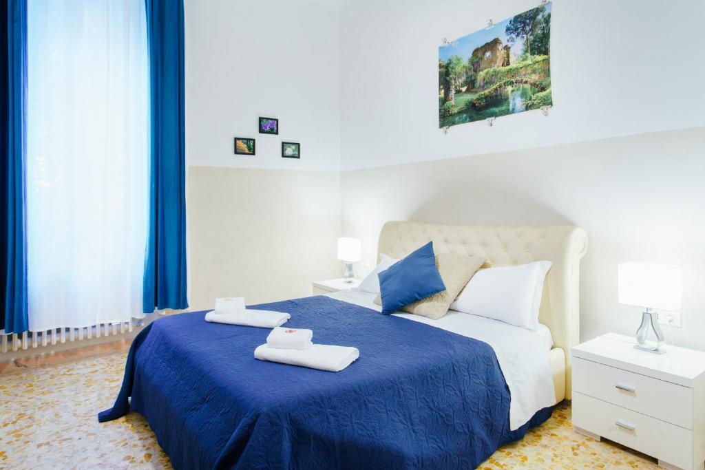 Cama ou camas em um quarto em Guesthouse Sleeping Beauty