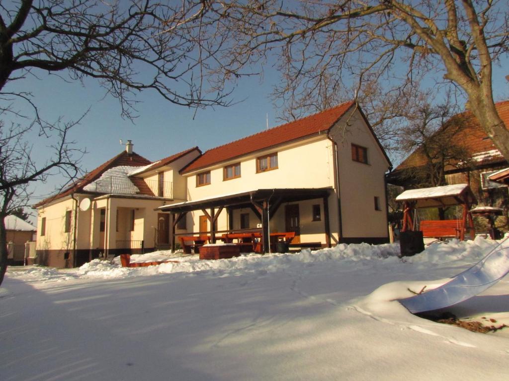 Ubytovanie V Súkromí Samuel v zime