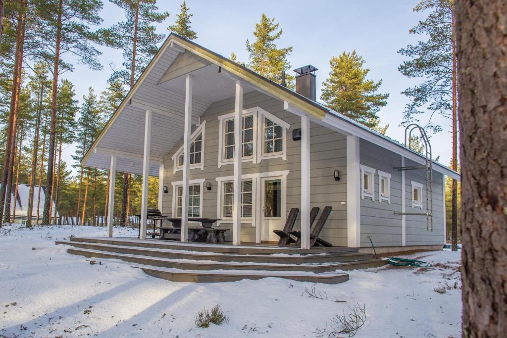Villa Alex talvella