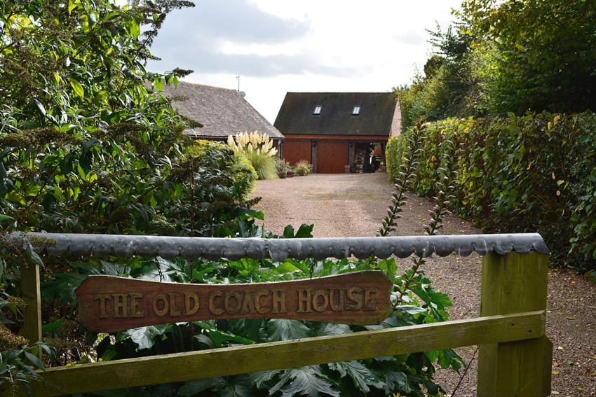Old Coach House Studio in Highley, Shropshire, England