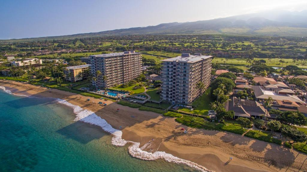 A bird's-eye view of Aston at The Whaler on Kaanapali Beach
