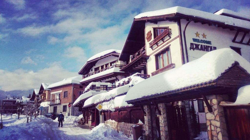 Family Hotel Dzhangal Bansko, Bulgaria