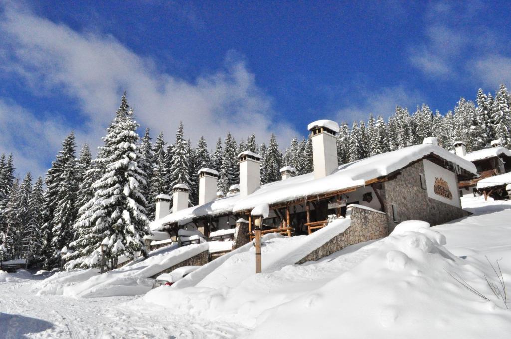 Holiday Village Kochorite during the winter