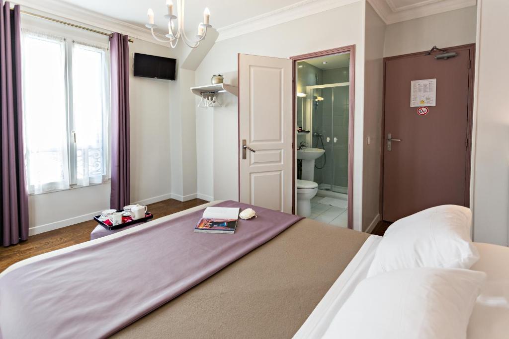 Modern Hotel Paris, France