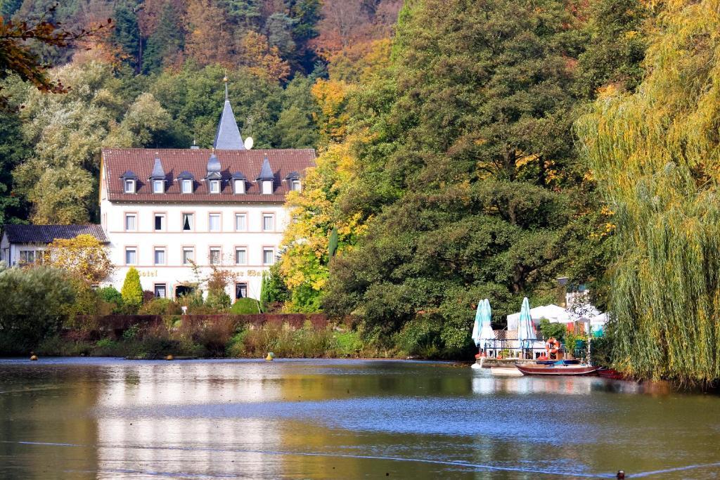Hotel Pfalzer Wald Bad Bergzabern, Germany