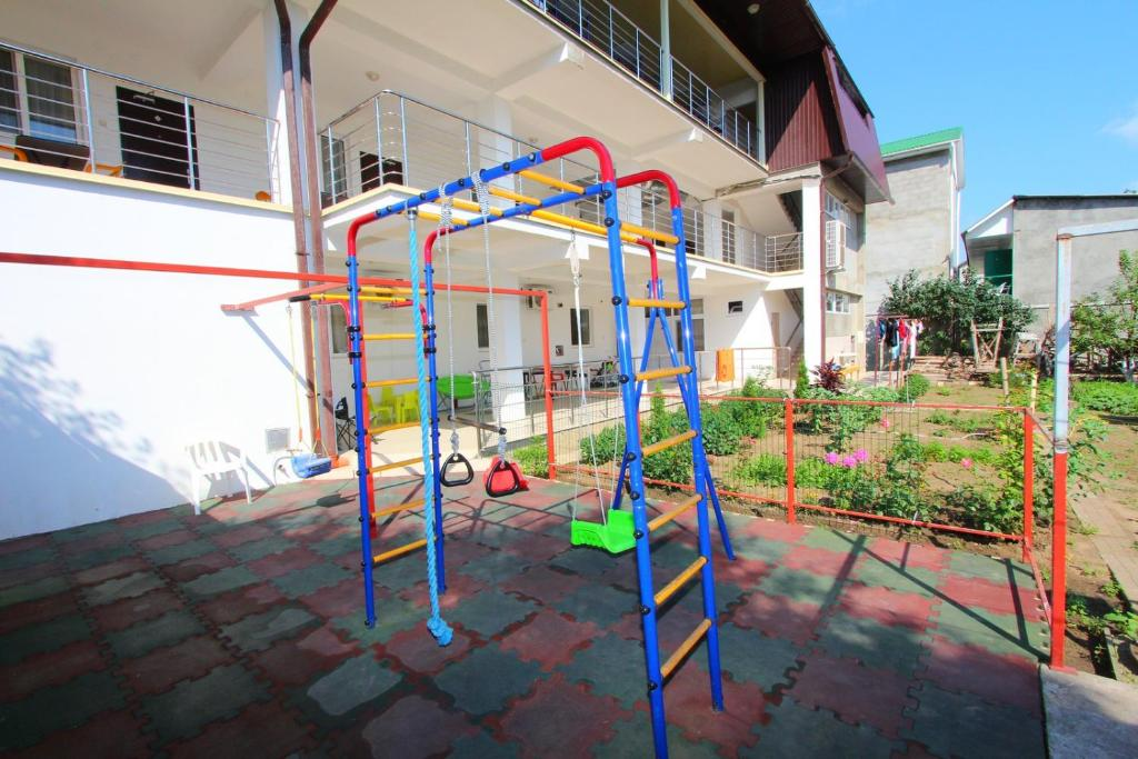 Children's play area at Guest house Solnechnaya 7