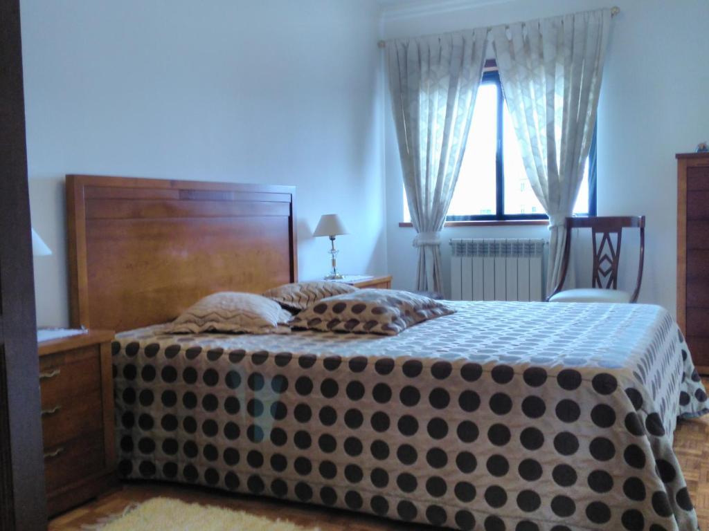 Uma cama ou camas num quarto em Chez Gorete by MP