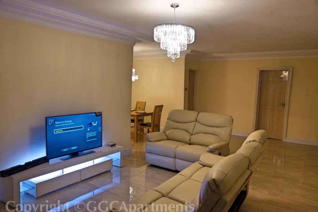 GGC Luxury Serviced Apartments - Gold