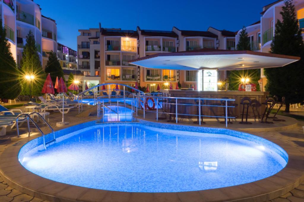 Sun City Hotel Sunny Beach, Bulgaria