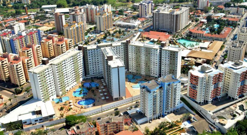 A bird's-eye view of Apartamentos Residenciais Riviera Park