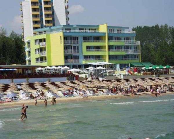 Hotel Perun - Half Board Nesebar, Bulgaria