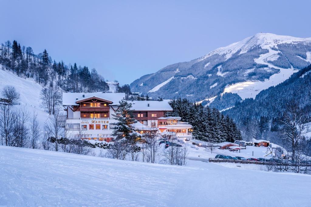 Hotel Marten Saalbach Hinterglemm, Austria