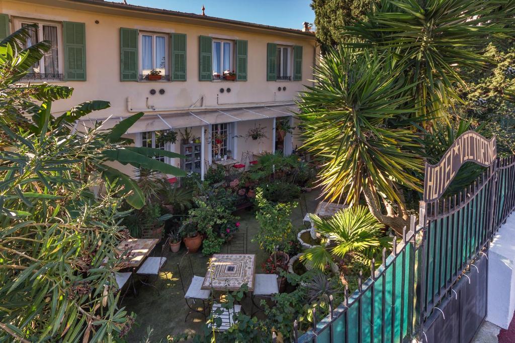 Logis Hotel Villa Victorine Nice, France