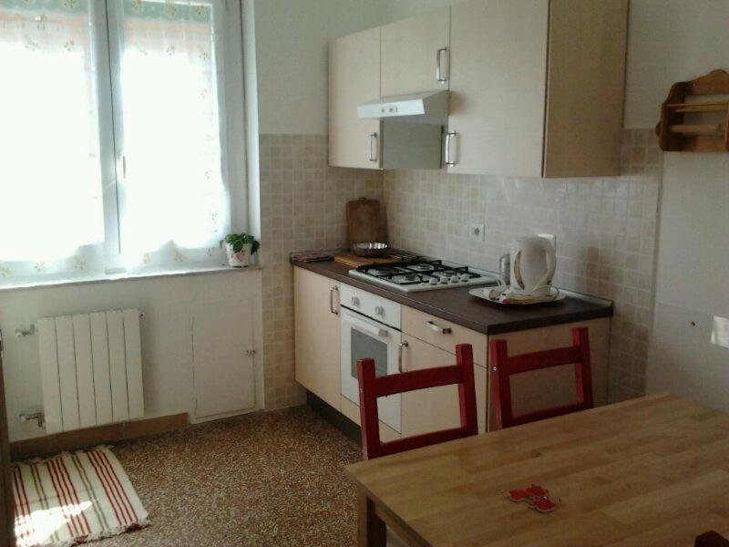 Cucina o angolo cottura di Casa Christine