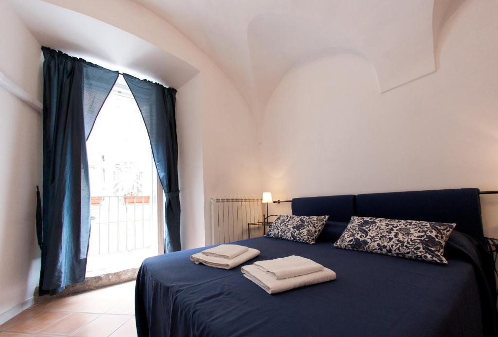 Caravaggio Hotel - Laterooms