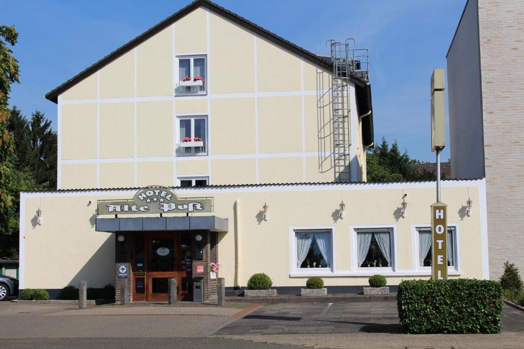Hotel Alte Post Krefeld, Germany